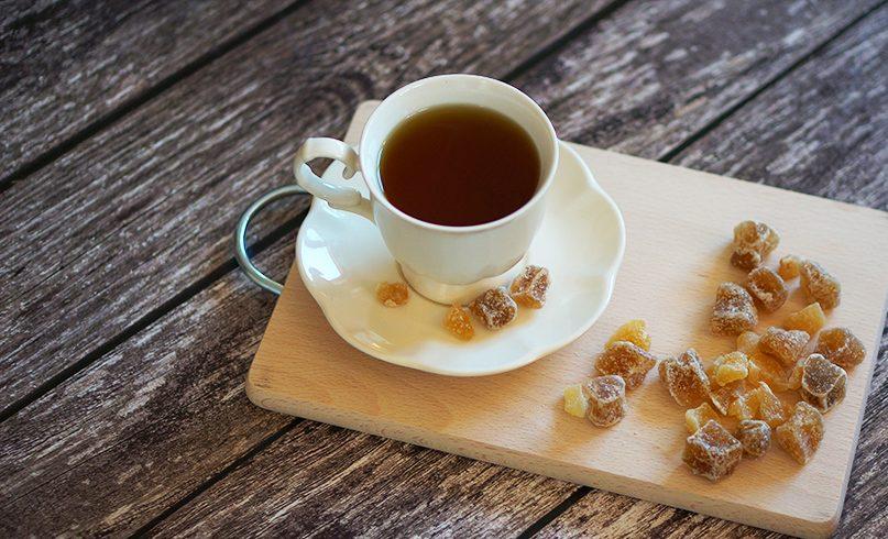 7 skutecznych sposobów nazaparcia - herbata ziołowa